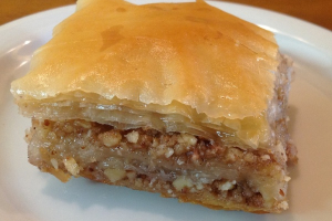 Baklava - delivery menu