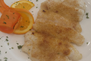 Filet of Sole - delivery menu
