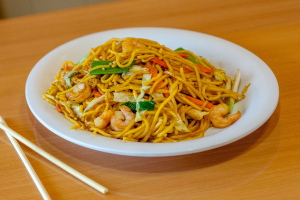 Shrimp Lo Mein - delivery menu