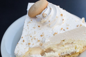 Banana Cream Pie (24 HOUR NOTICE REQUIRED) - delivery menu