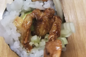 Soft Shell Crab Roll - delivery menu