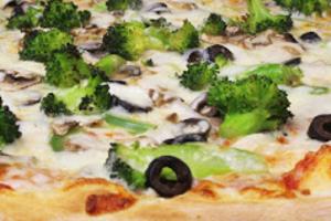 Veggie Pizza - delivery menu