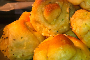 Famous Garlic Knots - delivery menu
