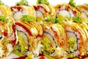 Squarano Roll - delivery menu