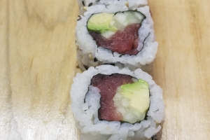 Tuna and Avocado Roll - delivery menu