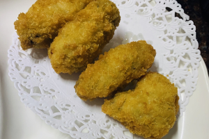 Fried Oyster - delivery menu