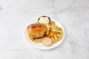 Chipotle Chicken Burger - delivery menu