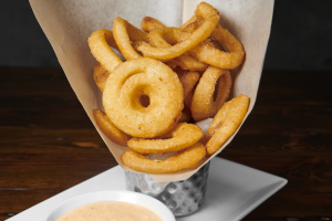 Beer Battered Onion Rings - delivery menu