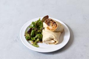 Steak Burrito - delivery menu