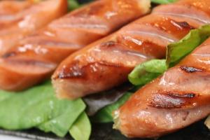 7. Kurobuta Sausage (5) - delivery menu