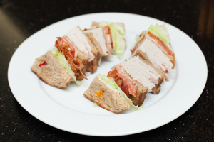 Triple Decker Sandwich - delivery menu