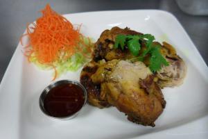 Volcano Chicken - delivery menu