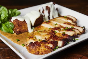 Chicken and Grits - delivery menu