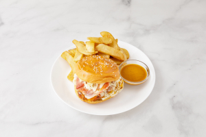 Irish Chicken Burger - delivery menu