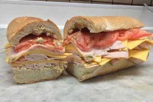 37. Lou Carnesecca - delivery menu