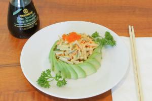 4. Avocado Salad - delivery menu
