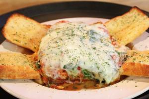 Oven Baked Lasagna - delivery menu
