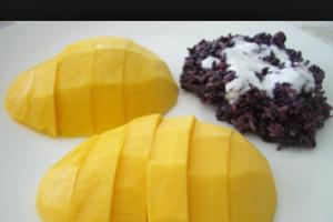 Mango Sticky Rice - delivery menu