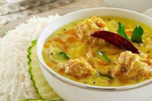 Kadi Pakora - delivery menu