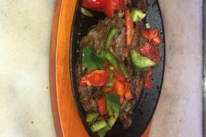 Rib-eye steak - delivery menu