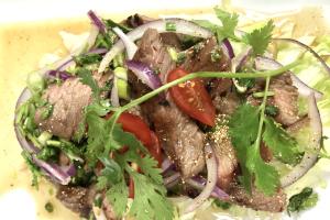 Nam Tok Pork - delivery menu