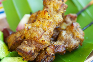 Beef Satay - delivery menu
