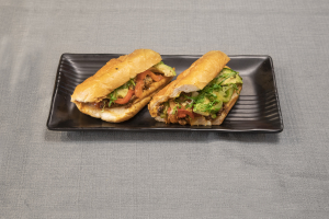 Campechana Grilled Sandwich - delivery menu