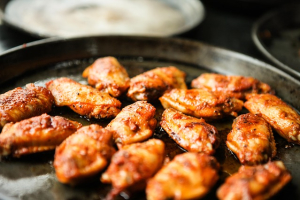 10 Piece Traditional Wings (Fresh Wings) - delivery menu