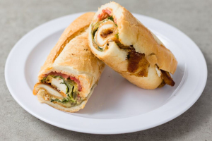 633. Salosaurus Sandwich - delivery menu
