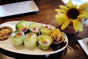 A4. Thai Summer Rolls - delivery menu