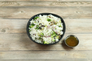 Create Your Own Rice Bowl - delivery menu
