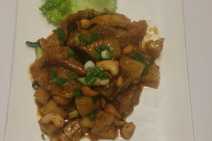 Cashew Nuts a la Carte - delivery menu