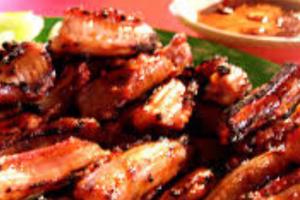 Grilled Hagfish - delivery menu