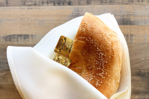 Turkish Style Bread with Butter - delivery menu