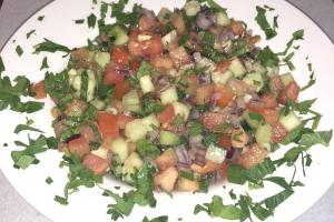 Arabic Salad - delivery menu