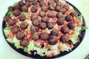 Falafel with Everything - delivery menu
