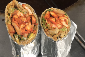Chicken Wrap - delivery menu