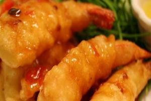 Shrimp Tangsuyuk - delivery menu