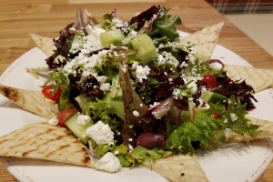 Mediterranean Salad - delivery menu