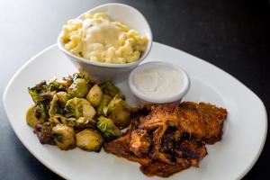 Braised BBQ Brisket Plate - delivery menu