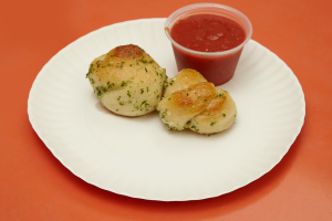 6 Garlic Knots - delivery menu