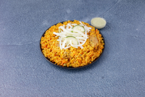 35. Chicken Biryani - delivery menu