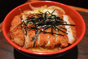 E9. Katsu Don - delivery menu