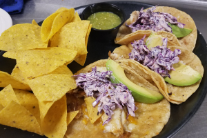 Fish Tacos - delivery menu