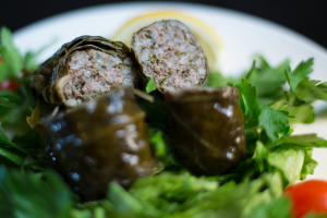 MEAT DOLMAS - delivery menu