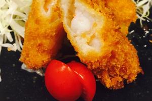 Fried shrimp - delivery menu