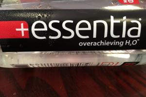 Essentia - delivery menu