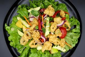 SL4. Calamari Salad - delivery menu