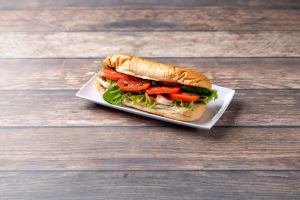 Prosciutto Mozzarella Sandwich - delivery menu