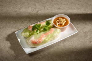 2 Thai Spring Rolls - delivery menu